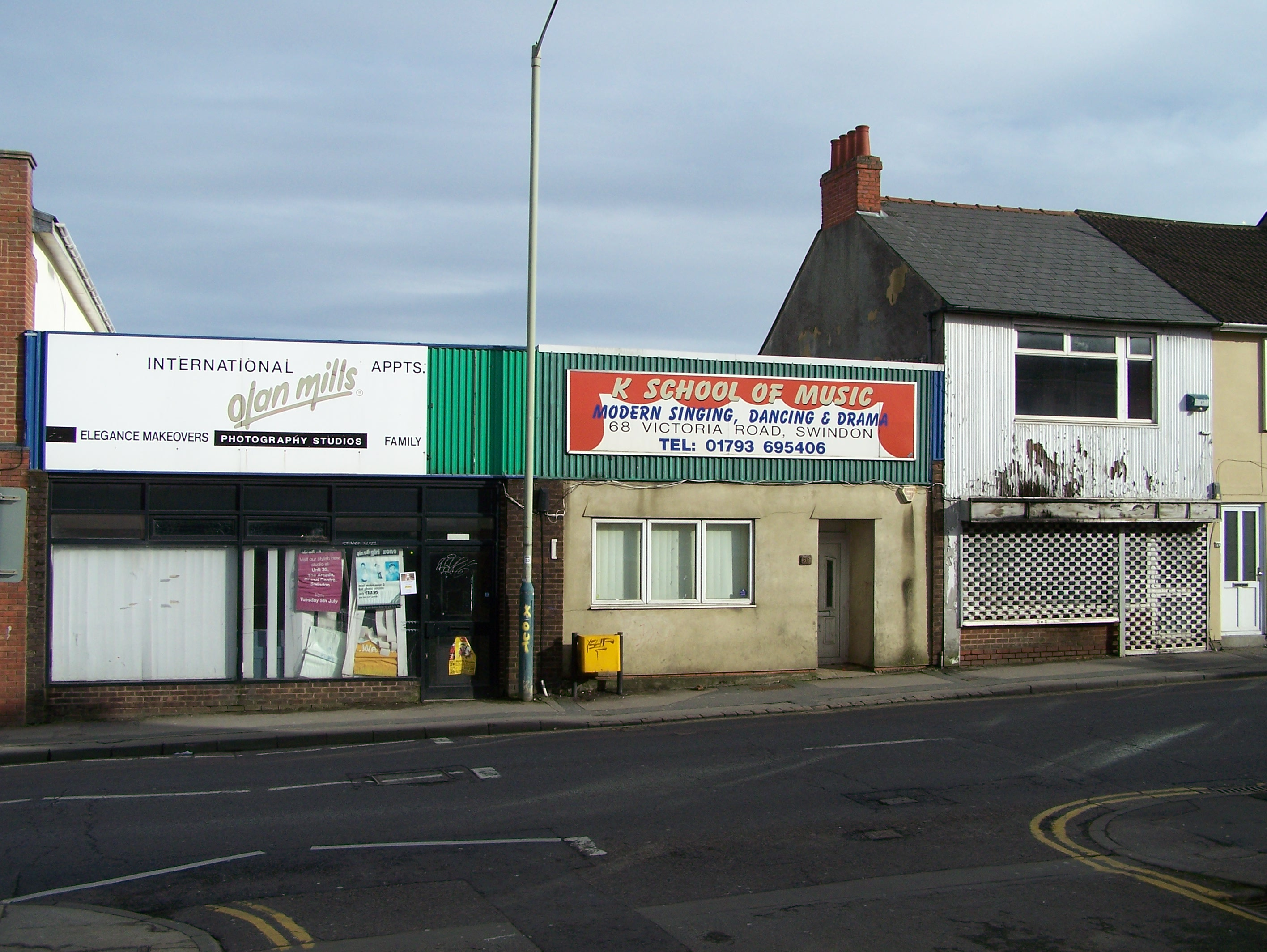 Commercial Property For Sale Old Town Swindon