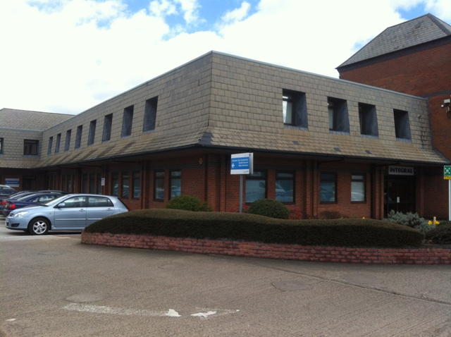 Car Park To Let Leicester