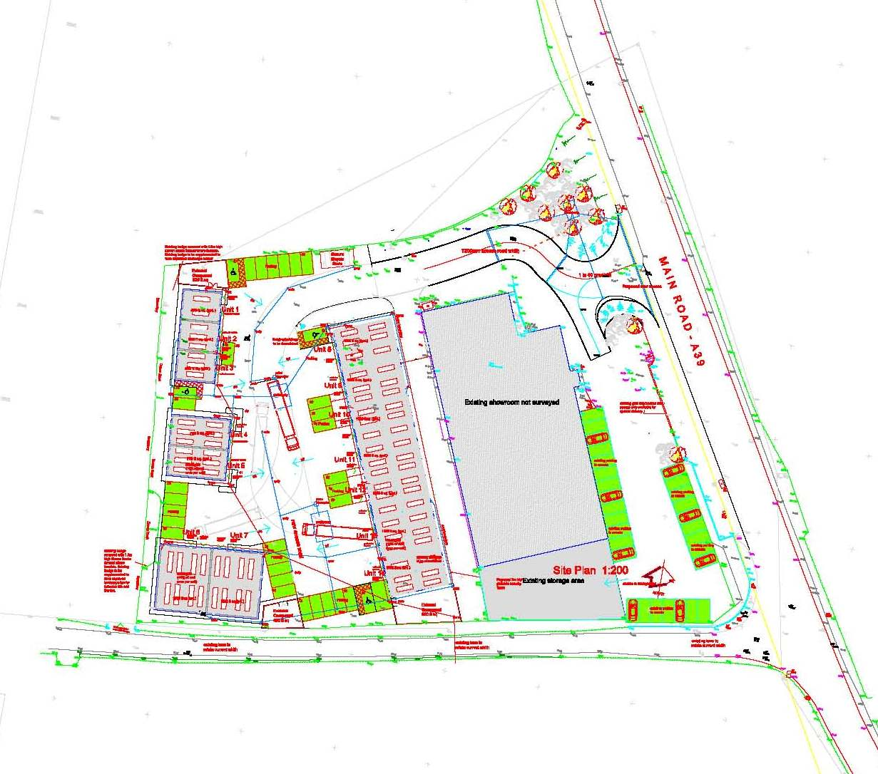 Light Industrial Units To Let Taunton